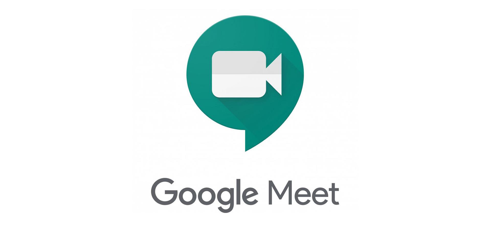 Start a Google Meet video meeting