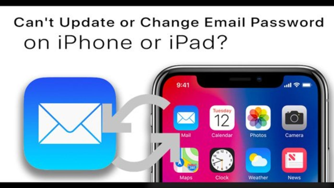 Change or reset your Gmail password from your iPhone & iPad