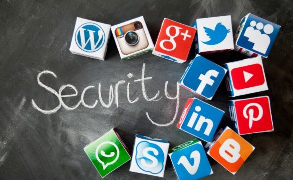 Protect Your Social Media  Information