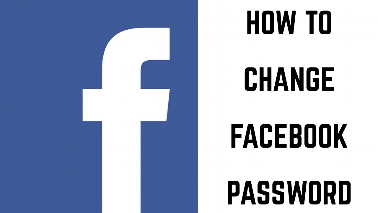 How Do I Change Or Reset My Facebook Password?
