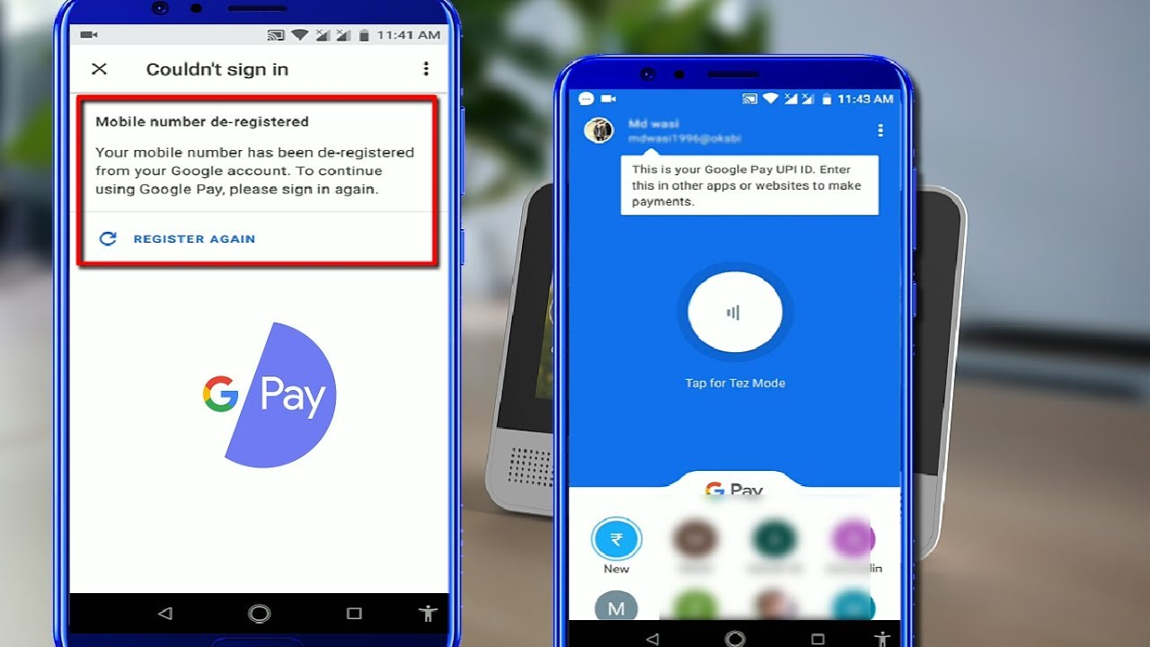 Fix Google Pay Problems With Verifying Your Phone Number