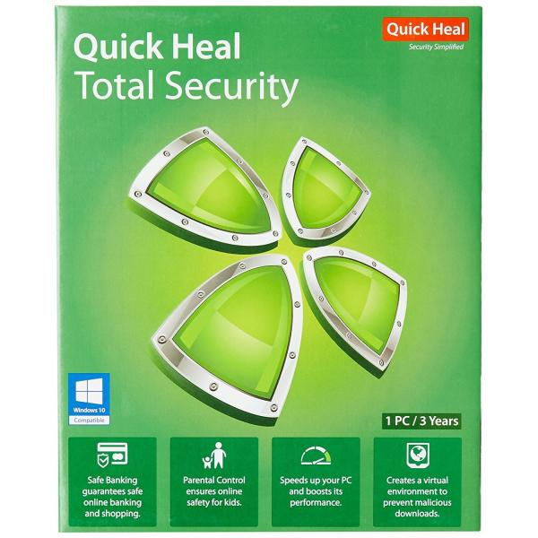 Advantages Of A Paid Antivirus Like Quick Heal